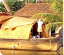 House Boat in Kerala Backwater Tour